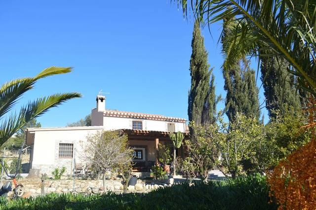 Cortijo in Sorbas, Almería