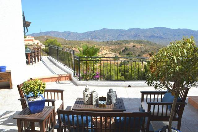 OLV1307: Villa for Sale in Bedar, Almería