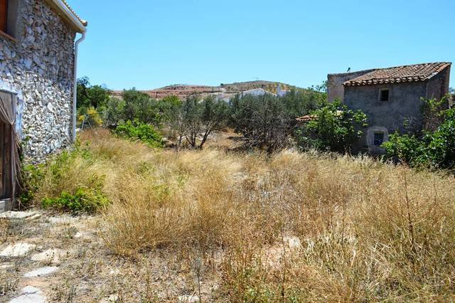 OLV0936: Cortijo for Sale in Lubrin, Almería