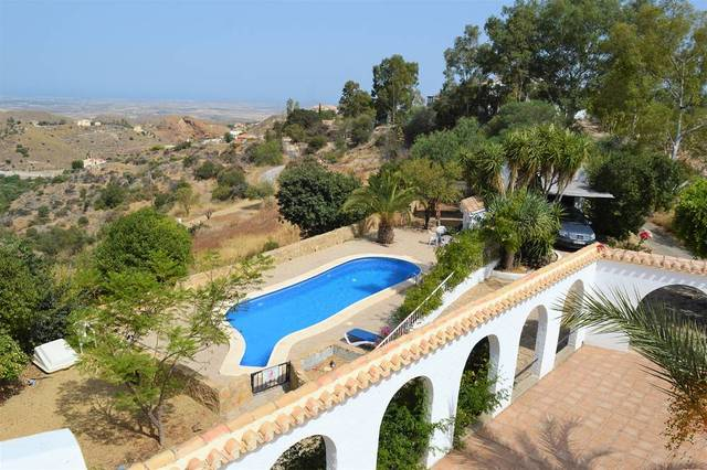 OLV1536: Villa for Sale in Bedar, Almería