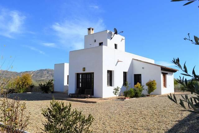 Cortijo in Lucainena de las Torres, Almería