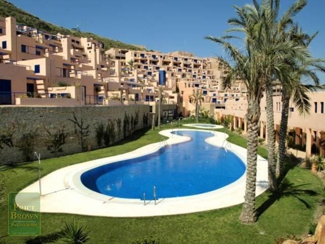 A1175: Apartment for Sale in Mojácar, Almería