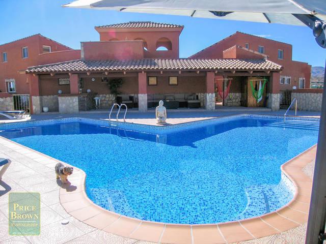 7 Bedroom Villa in Los Gallardos