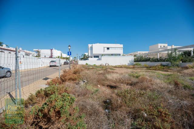LAN08: Land for Sale in Mojácar, Almería