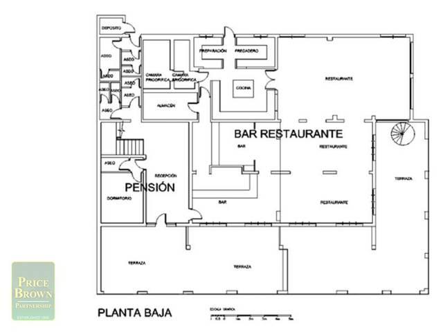 C647: Commercial property for Sale in Villaricos, Almería