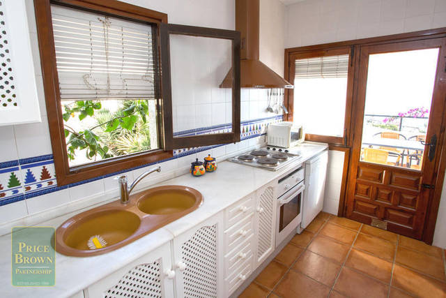 DV1308: Villa for Sale in Mojácar, Almería