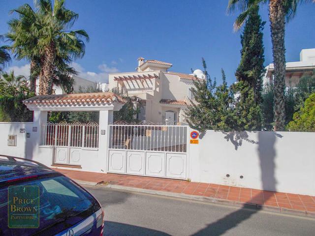 4 Bedroom Villa in Mojácar