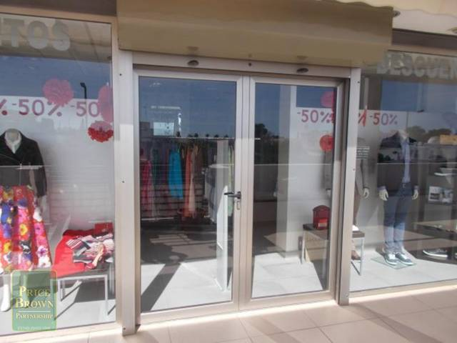 Commercial property in Mojácar, Almería