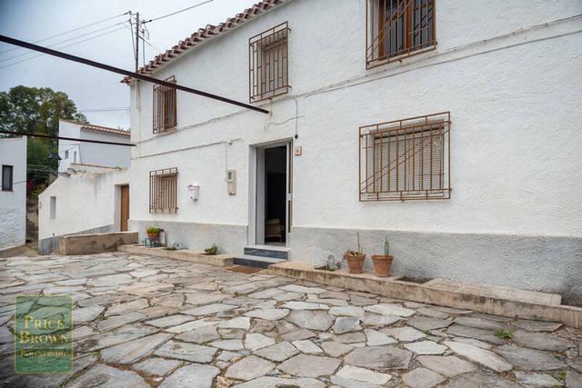 DV1517: Cortijo for Sale in La Serena, Almería