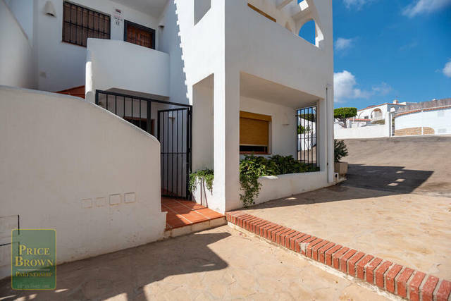 2 Bedroom Apartment in Mojácar