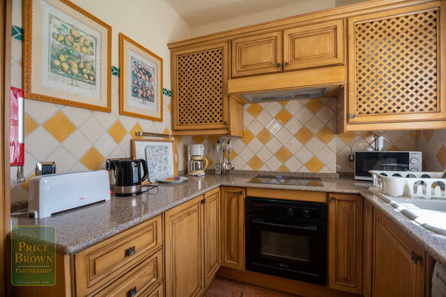 A1337: Apartment for Sale in Mojácar, Almería