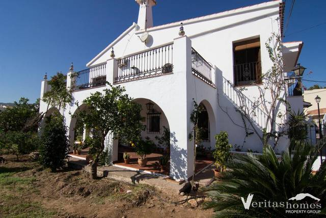 VHVL 1655: Villa for Sale in Los Gallardos, Almería