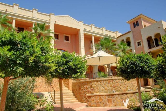 2 Bedroom Apartment in Villaricos