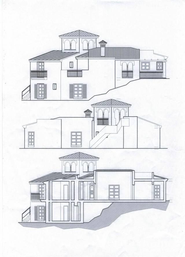 VHVL 2029: Villa for Sale in Sierra Cabrera, Almería
