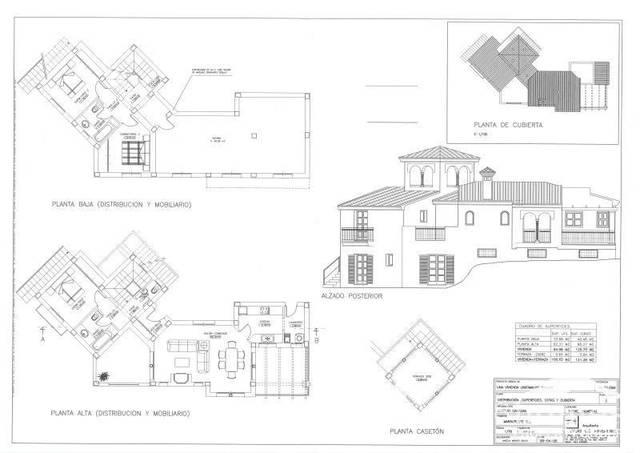 VHLA 2029: Land for Sale in Sierra Cabrera, Almería