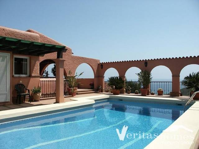 VHVL 1585: Villa for Sale in Mojácar Playa, Almeria