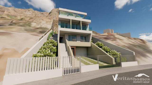 VHLA 2288: Land for Sale in Mojácar Playa, Almeria