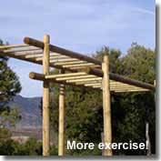 Silveria trail and outdoor excercise equipment