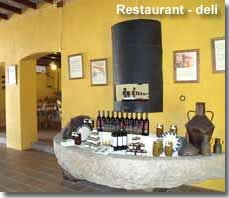 Olive mill deli and restaurant