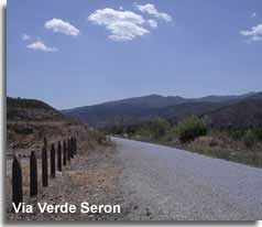 Via verde Seron walking trail